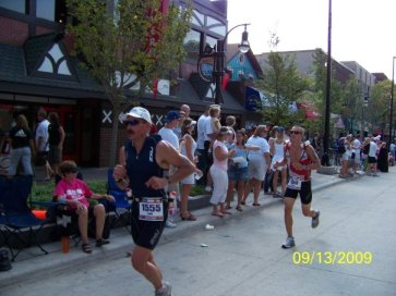 From Ironman 2009. I wish you could upload 'smells'
