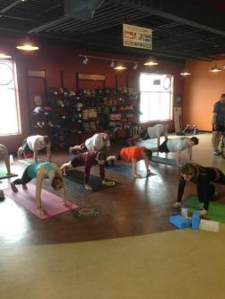 Yoga - Triathlon
