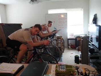 Ironman Diary Pedal Palace
