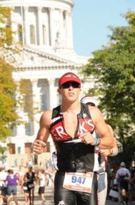 Ironman Wisconsin Run