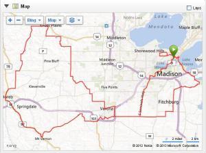 Ironman Wisconsin Loop | Ironmandiary.com