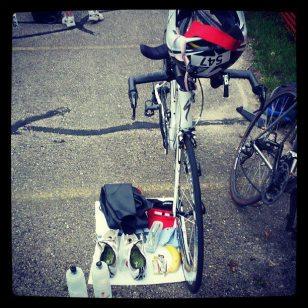 Ironman Blog | Ironman Diary | Capitol View Transisiton Area