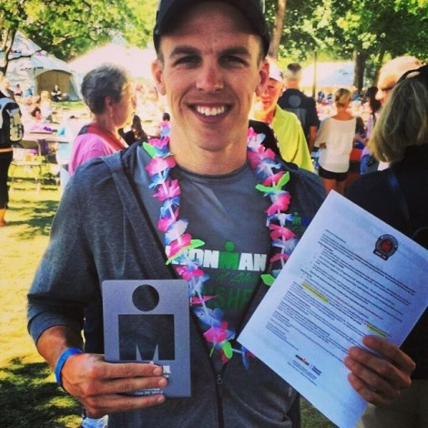 Eric Engel - Ironman World Championships Kona Qualifer