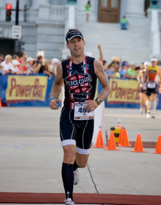 Triathlon Coach Joe Moyer