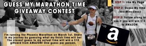 Marathon-time