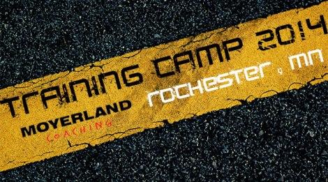 Moyerland Training Camp 2014