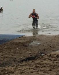 Liberty Triathlon Swim