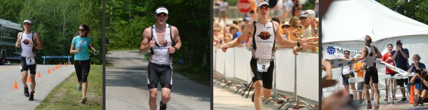 Door County Half Ironman Eric Engel Run