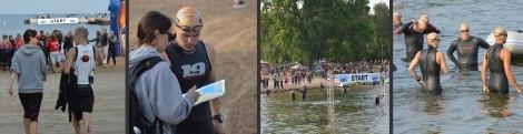 Door County Triathlon Pre Race - Eric Engel