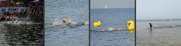 Door County Triathlon Swim - Eric Engel
