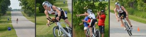 Door County Half Ironman Bike - Eric Engel