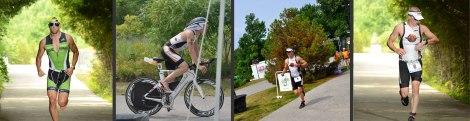 Door County Triathlon - T2 Eric Engel