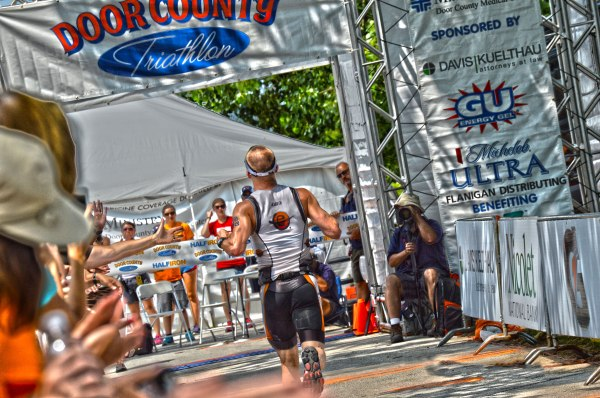 Door County Triathlon Eric Engel 2014