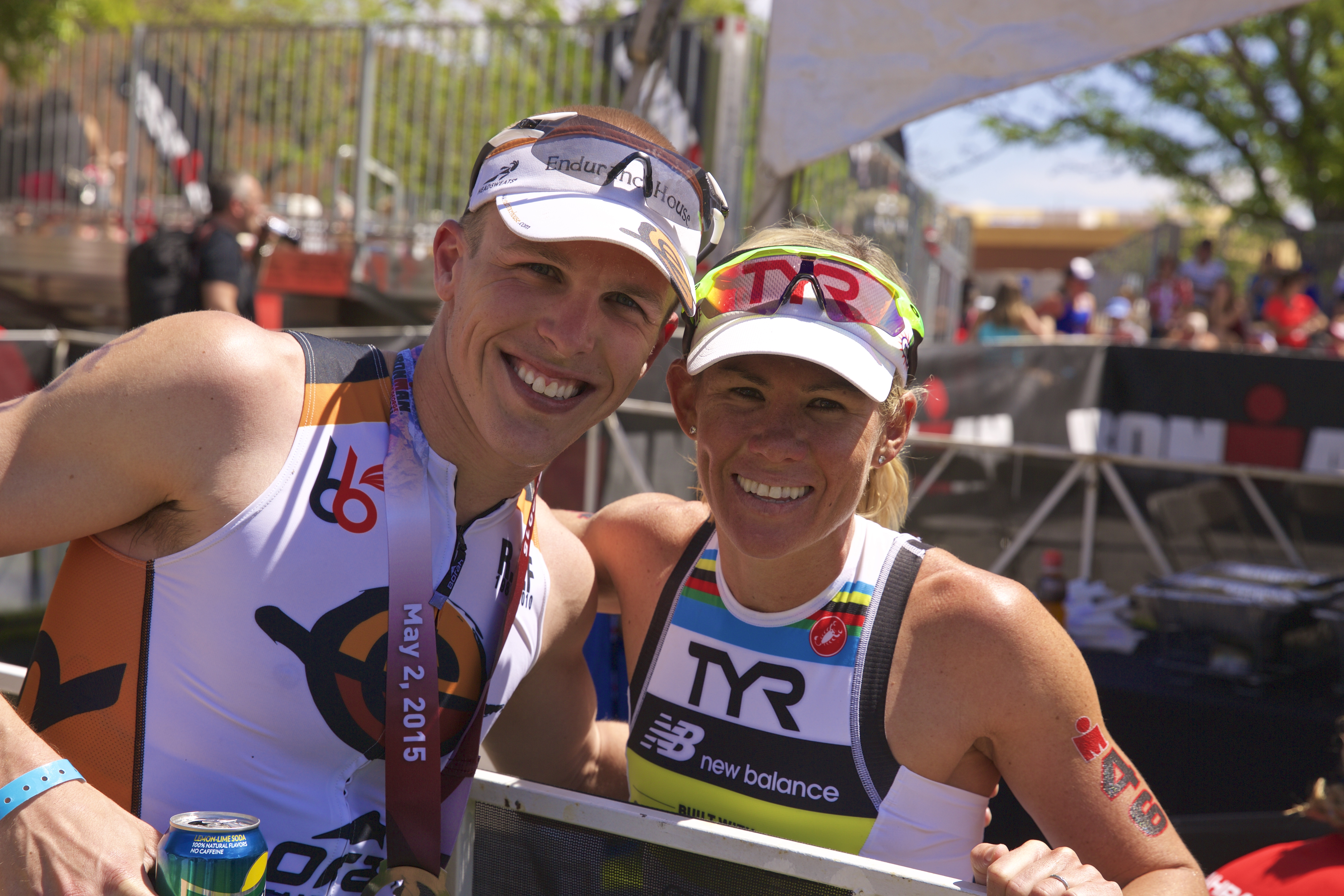 efe6c0827a3 IRONMAN St George 70.3 Race Report