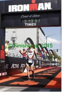 ironman coeur d'alene 2015 eric engel finish