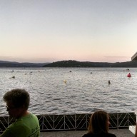 ironman coeur d'alene 2015 race morning