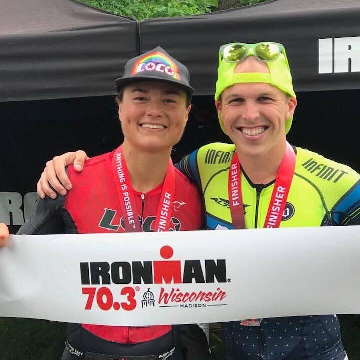 IRONMAN Wisconsin 70.3 2019 Race Report - Eric Engel Triathlete