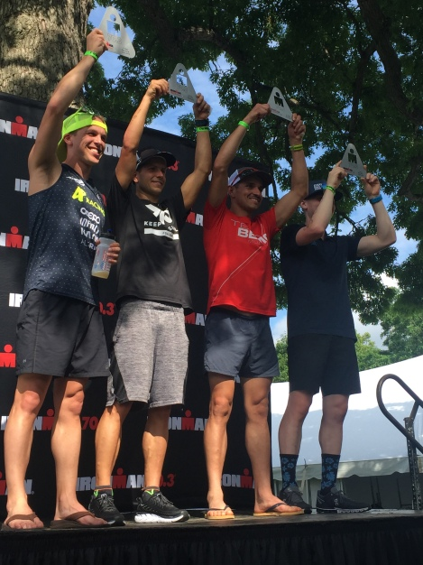 IRONMAN Wisconsin 70.3 2019 Race Report - Eric Engel Triathlete