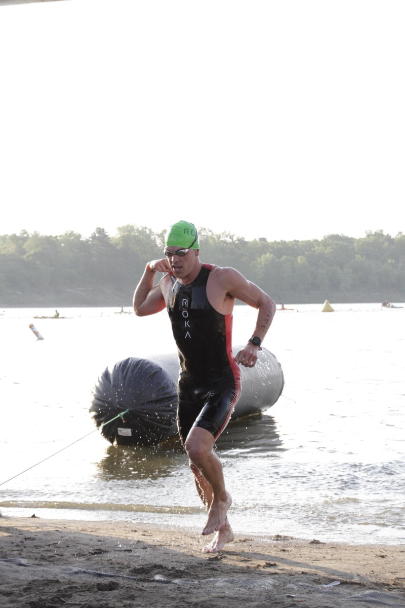 Eric Engel Triathlete | IRONMAN 70.3 Ohio Race Report
