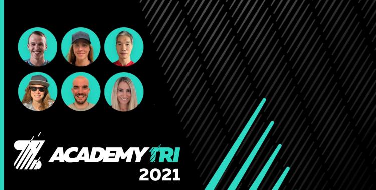 Zwift Academy Tri Team 2021